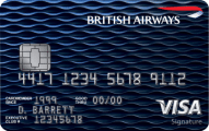 ultimate credit card guide - British Airways Credit Card