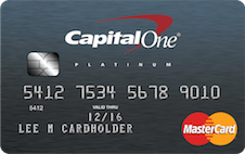 ultimate credit card guide - CapitalOne Secured card