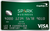 ultimate credit card guide - Capital One Spark Business credit card