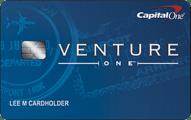 ultimate credit card guide - CapitalOne Venture One