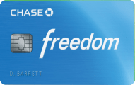 ultimate credit card guide - chase freedom