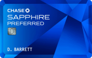 ultimate credit card guide - chase sapphire preferred