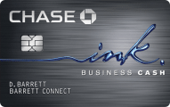 ultimate credit card guide -Ink Cash Business Card