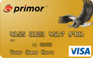 ultimate credit card guide - primor Gold Visa Secured