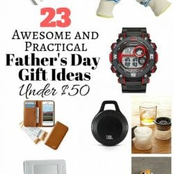 23 Awesome and Practical Father's Day Gift Ideas Under $50