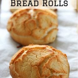 How to Make Dutch Crunch Bread Rolls