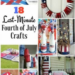 18 Last-Minute Fourth of July Crafts