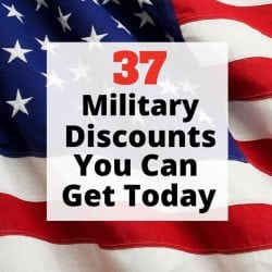 37 Military Discounts You Can Get Today