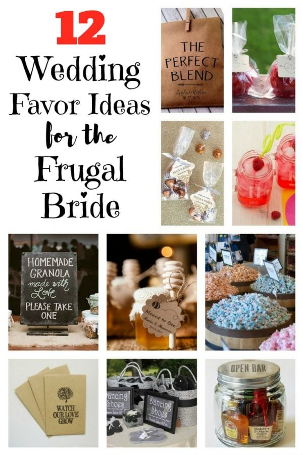 Say 'thank you' to family and friends on your special day with these inexpensive wedding favor ideas. Choose your best option for your big day.