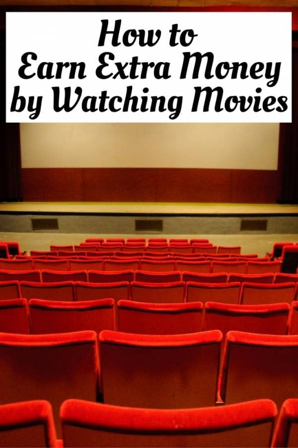 Earn a few bucks just by watching movie previews. This is perfect for all movie lovers.
