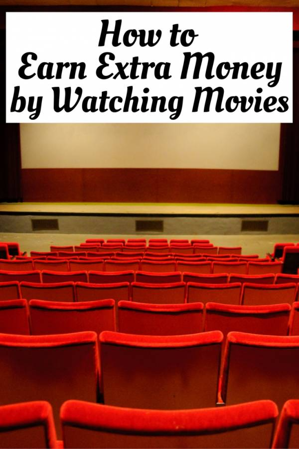 How To Earn Extra Money By Watching Movies The Budget Diet