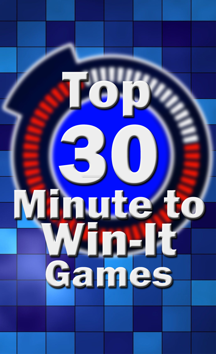9d6d479959d Top 30 Minute to Win It Games - For Adults