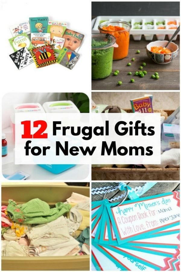Treat a member of the family or a good friend who is having a baby with these awesome frugal gifts. These ideas will surely make you save money and time.