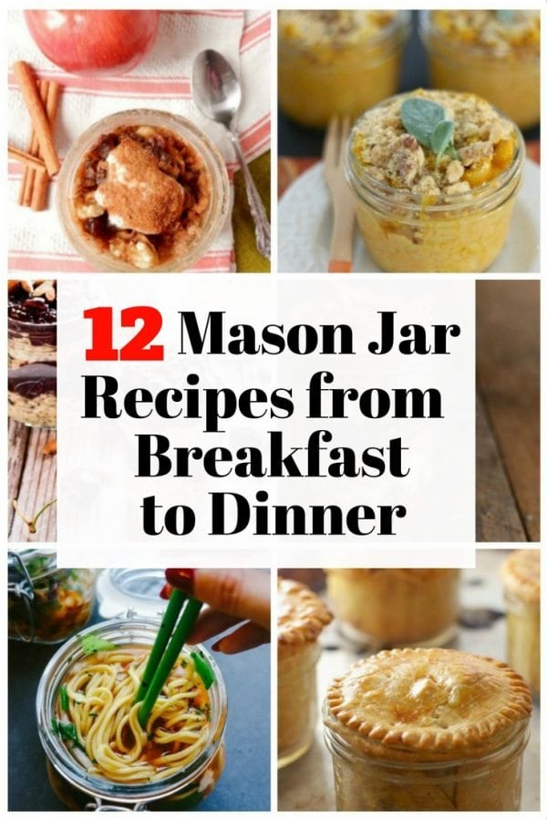 These adorable mason jars lets you prepare meals you can eat from breakfast to dessert. They are surely gorgeous to look at and quite tasty.