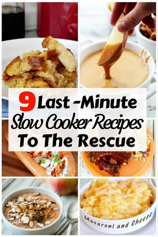 We love to enter a home with mouthwatering smell. So try these slow cooker recipes which are so easy to make and definitely satisfying.