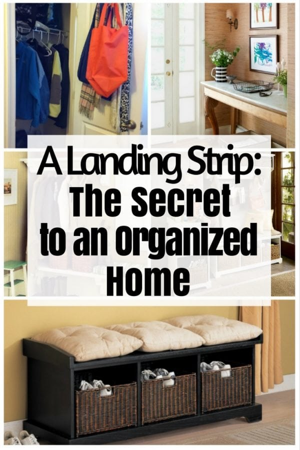 Save space, time, and money with a landing strip. Redecorate your entryway with these amazing DIY ideas.