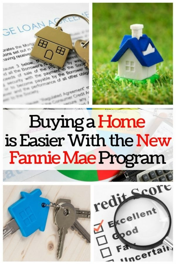 A first-time buyer or having credit problem? Worry no more because with Fannie Mae Program you can buy your dream home without hassle.