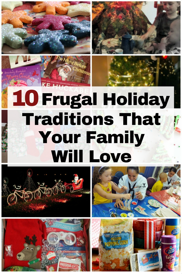 Holiday traditions make the holiday season more meaningful and unforgettable. Find yours that will family will enjoy.