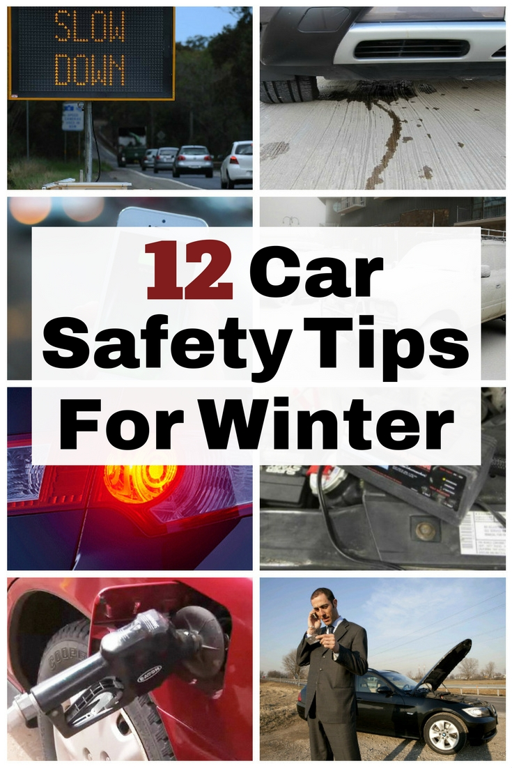 Colder months are coming so follow these steps on how to prepare your car and how to keep safe on the road. Better ready than sorry.