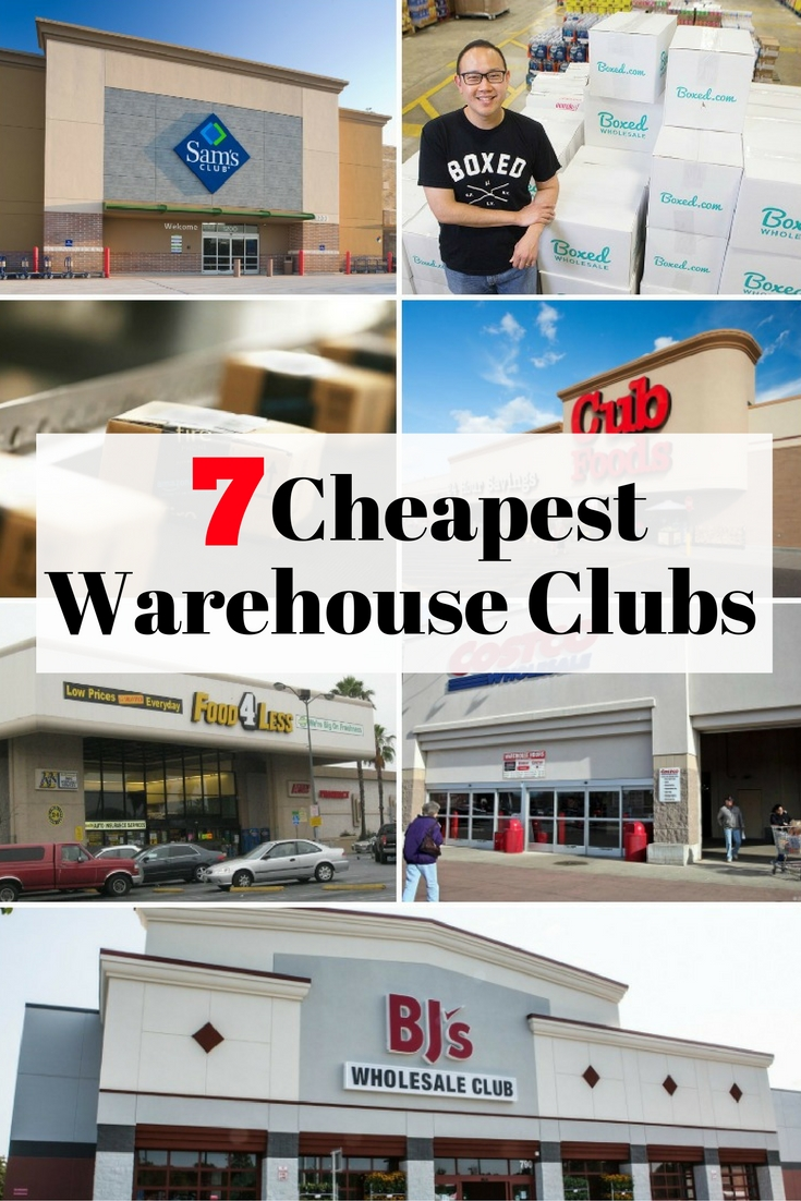 Want to save a lot? Here is an amazing list of 7 warehouse clubs where you can buy bulk of items at lowest prices.