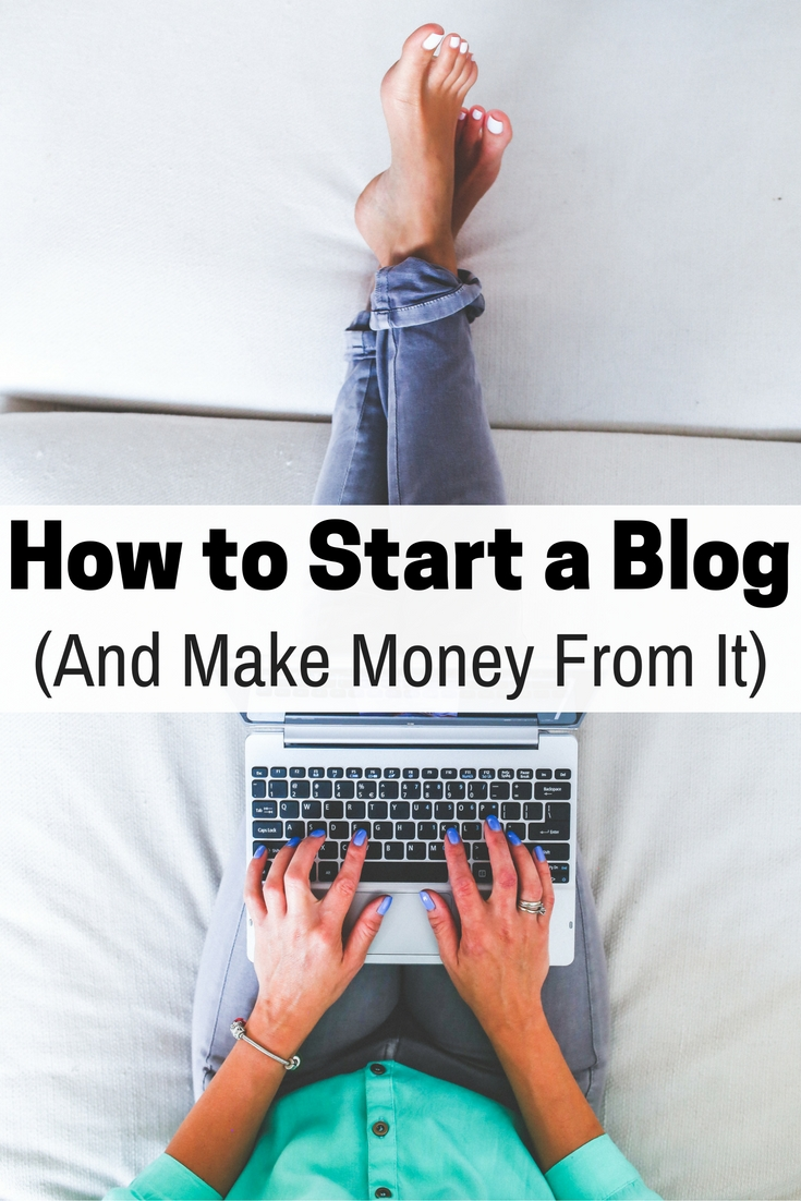 Starting a blog is a creative way to express yourself online but it can also help you earn money. Know tips here on how to begin.