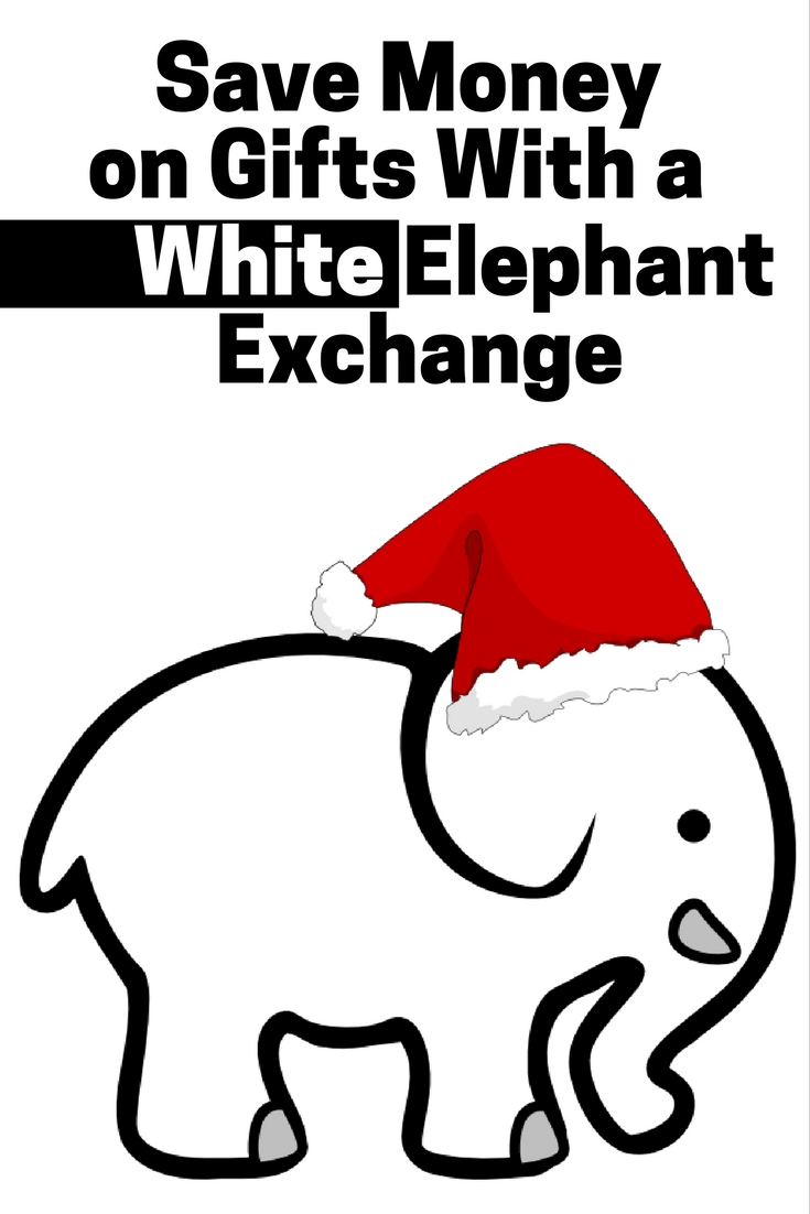 Christmas is the day of giving and being with the family. White Elephant Exchange is another way of giving and sharing the love to family and friends.