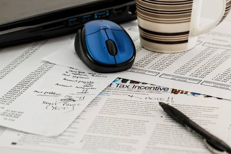 Don't forget your responsibilities as a freelance worker. Know and pay your taxes.