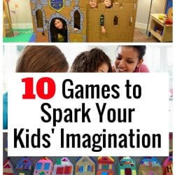 No Gadgets Required: 10 Games to Spark Your Kids' Creativity