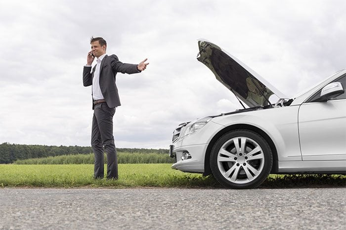 An emergency fund is also important for car repairs and your salary has not yet arrived.