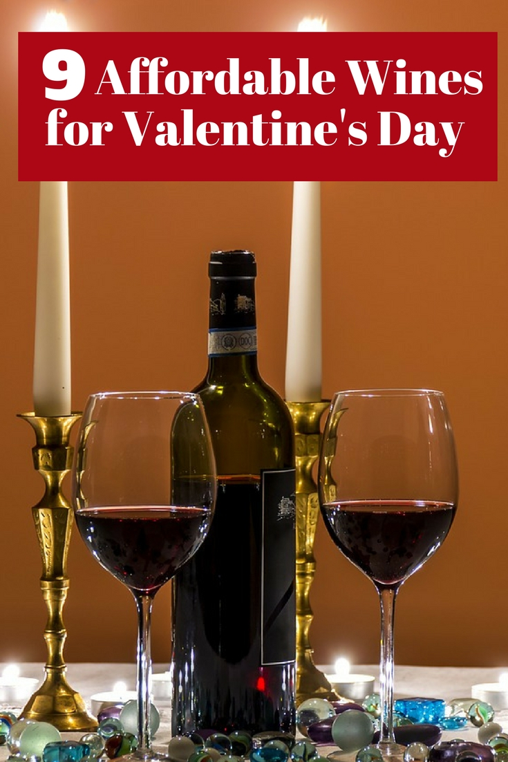 A Valentine's Day is never complete without a bottle of wine, but remember it should not be expensive. Try these cheap wines that you and your date will adore.