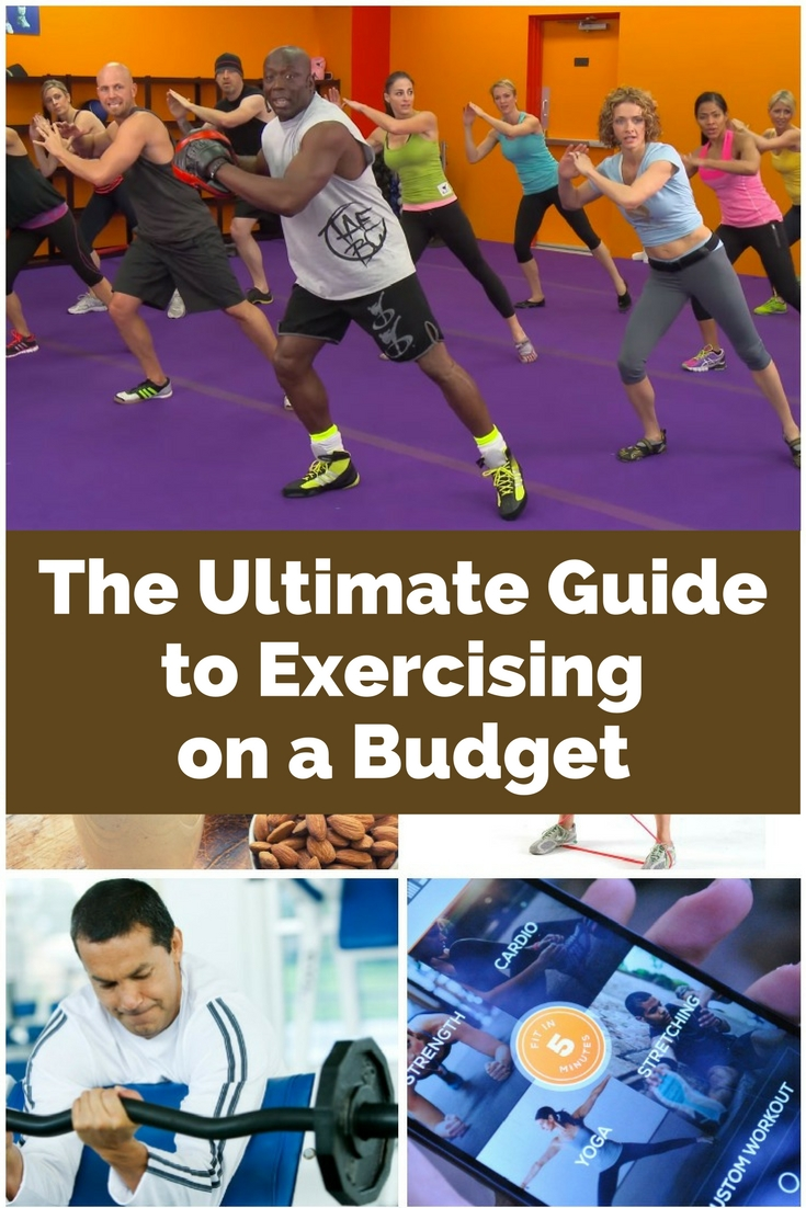 Getting fit should not be expensive. Here is your ultimate guide on how to achieve a fit body on a budget.