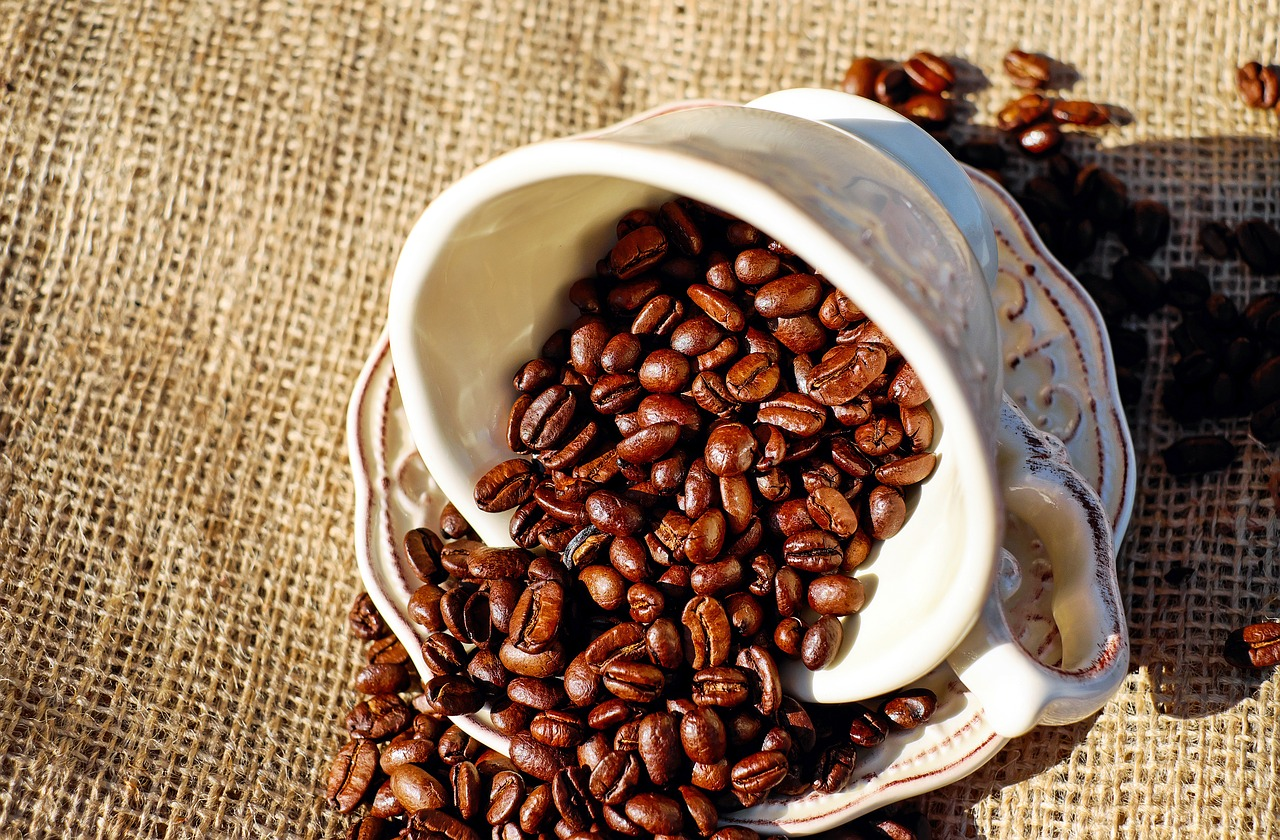 Use coffee grounds just once and use it on something else like keeping your fridge fresh.