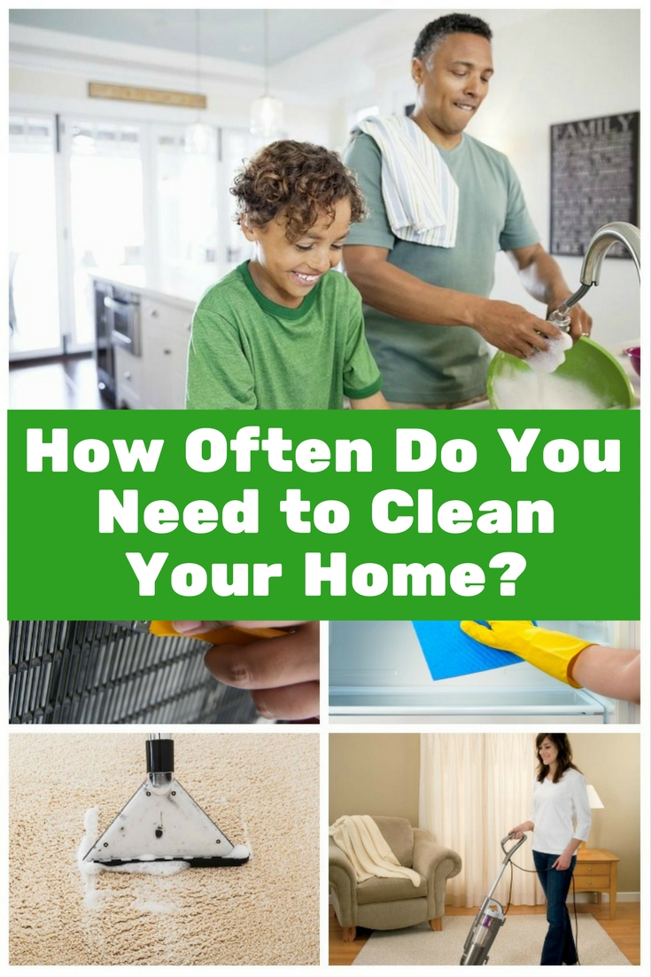 There are pros and cons of cleaning your home in certain times of the year. It also affects your relationship with your family.