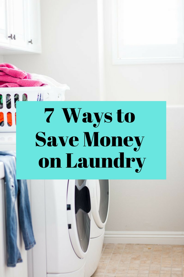Here are some tips on how to save a few dollars on your laundry day. They will help you save a lot and have more time for your family.