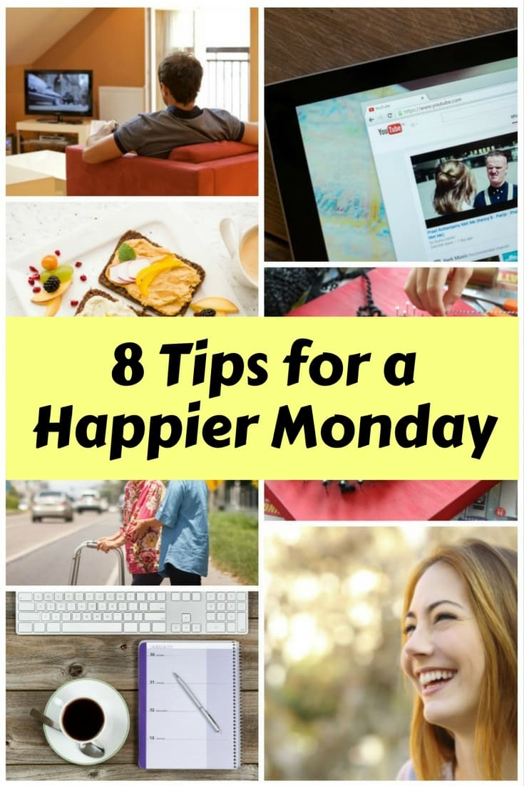 We all have that Monday blues. Change that through these amazing tips to turn that hateful Monday into happier Monday.