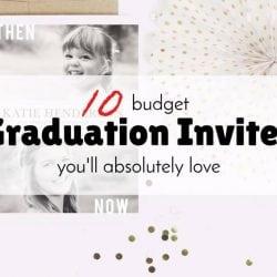 10 Budget Graduation Invites you'll Absolutely L.O.V.E.