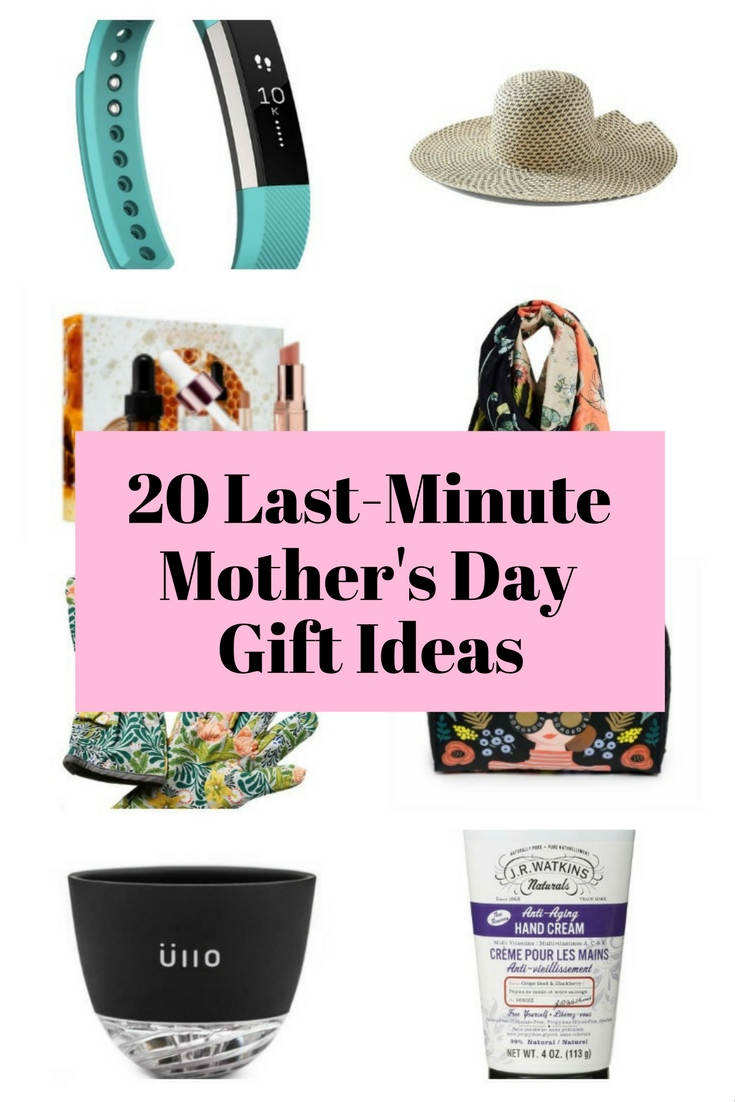 20 Last Minute Mother 39 S Day Gift Ideas The Budget Diet