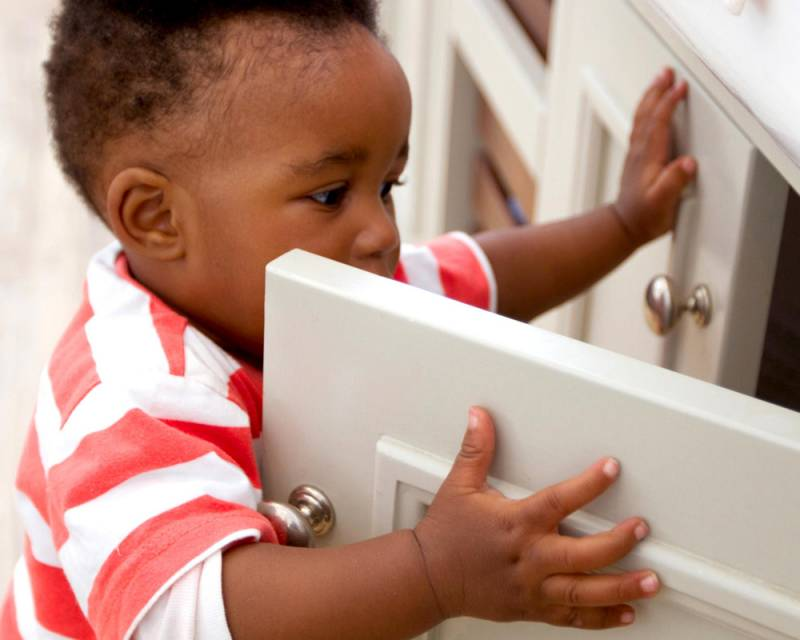 How To Babyproof Your House Without Spending A Fortune