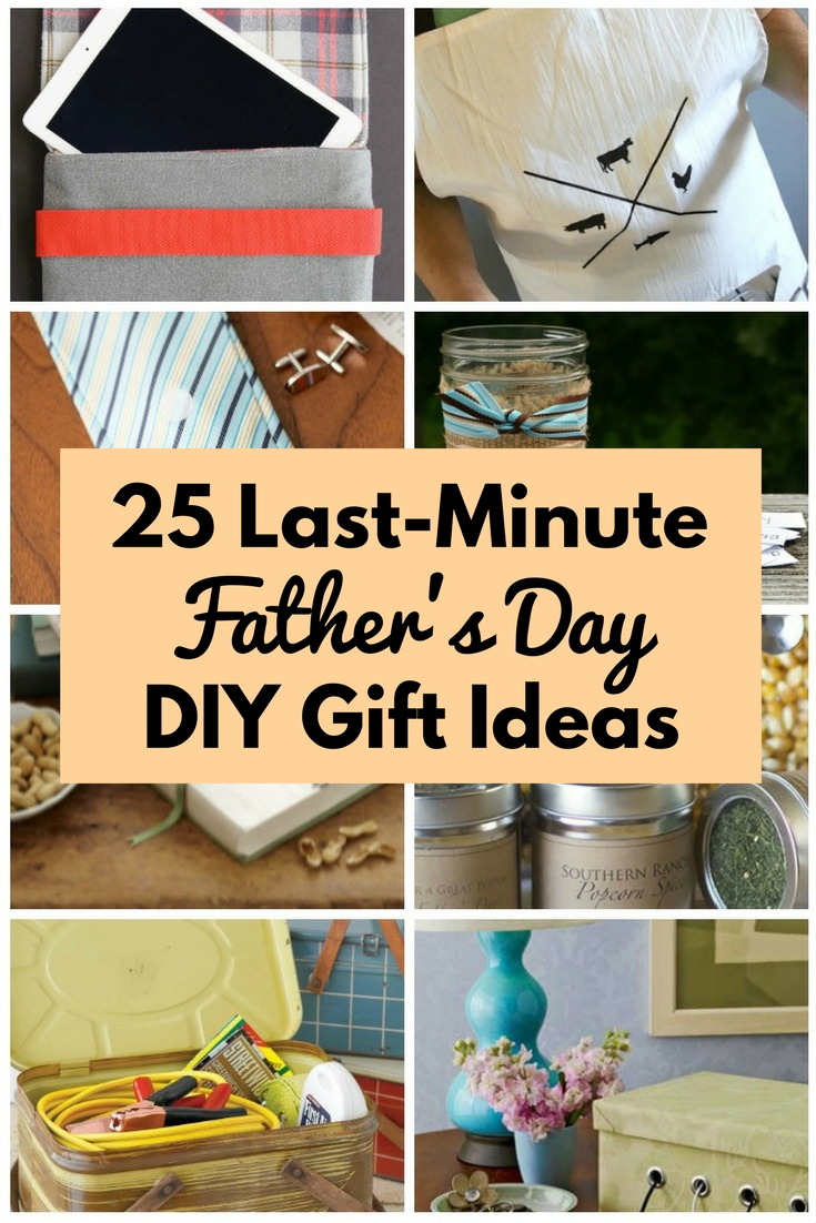 Celebrate Father's Day with these amazing DIY gift ideas. One special gift is enough to make your Dad happy.