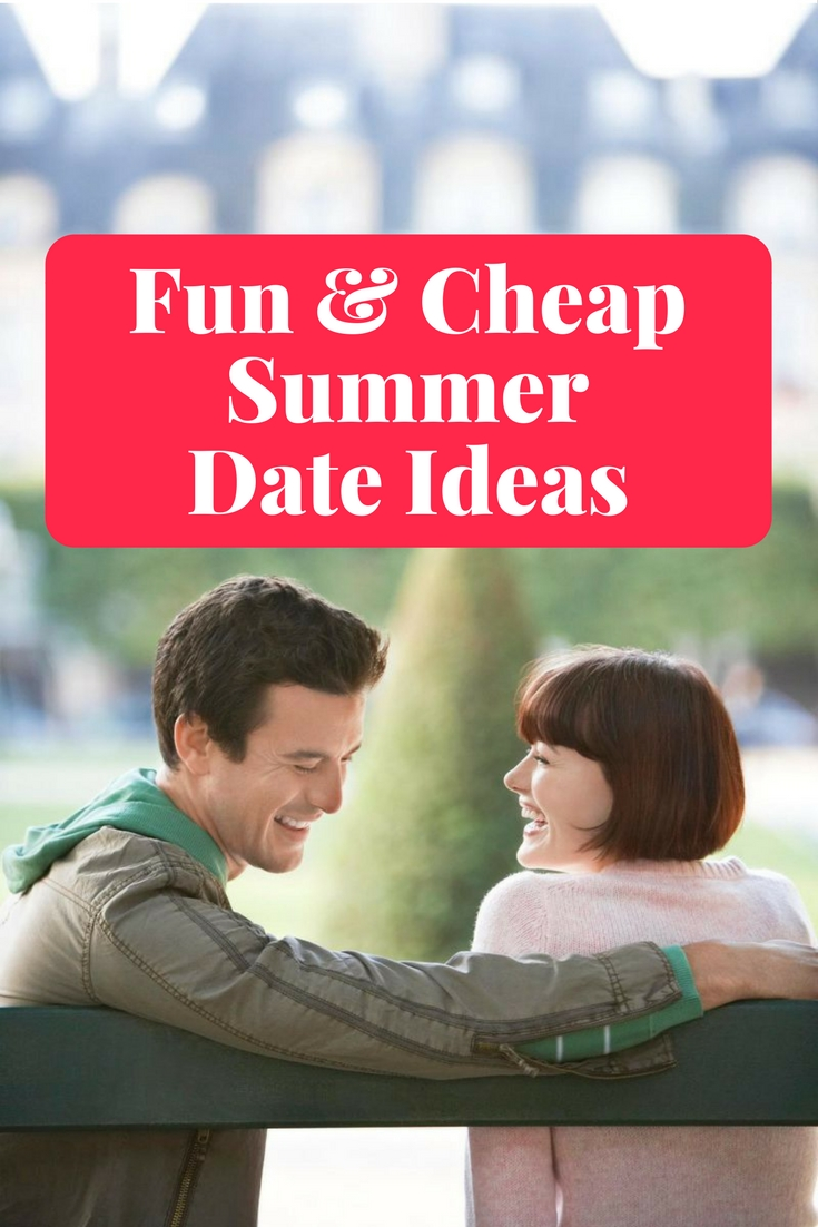 To heat things up a bit, treat your special someone with these romantic and cheap summer date ideas.