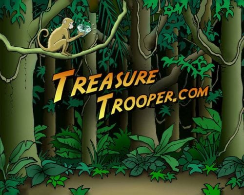 Treasure Trooper Logo