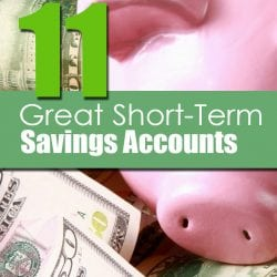 11GreatShort-Term Savings Accounts