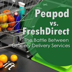 Peapod vs. FreshDirect: The Battle Between Grocery Delivery Services