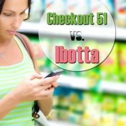 Checkout 51 vs. iBotta