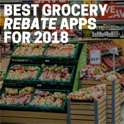 Best Grocery Rebate Apps for 2018