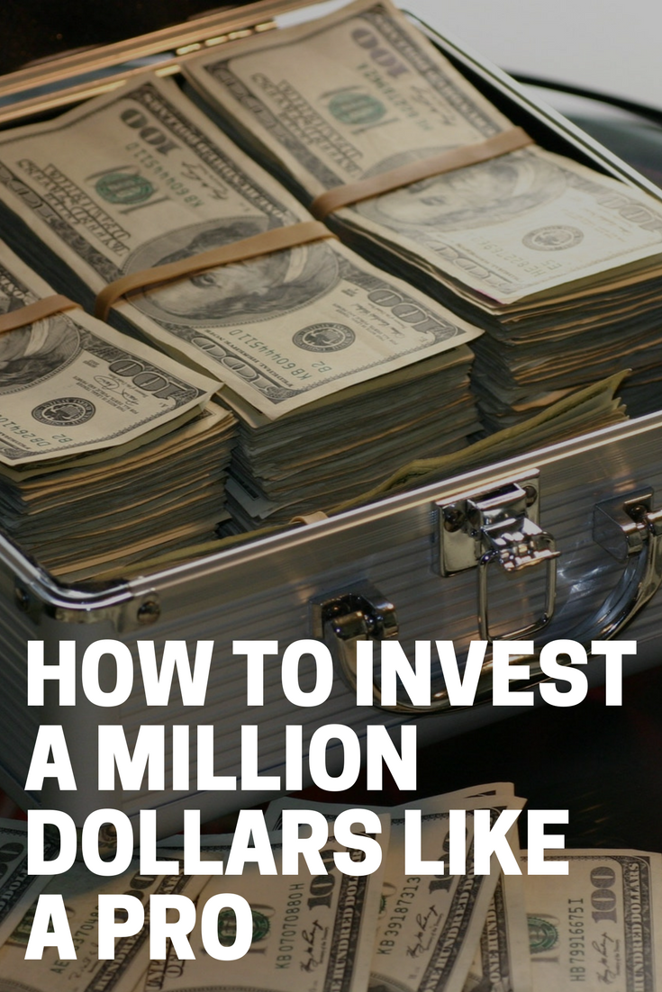 How to Invest A Million Dollars Like A Pro square