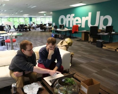 OfferUp Office