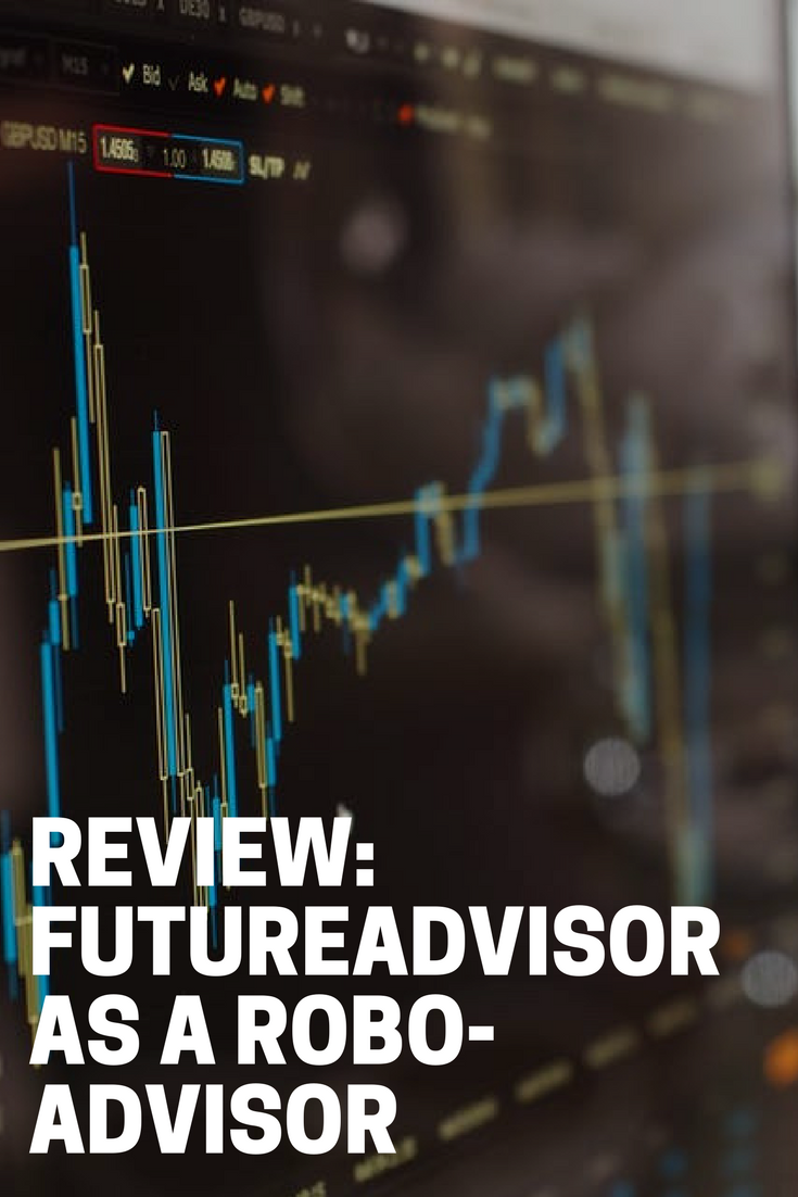 Review: FutureAdvisor as a Robo-Advisor