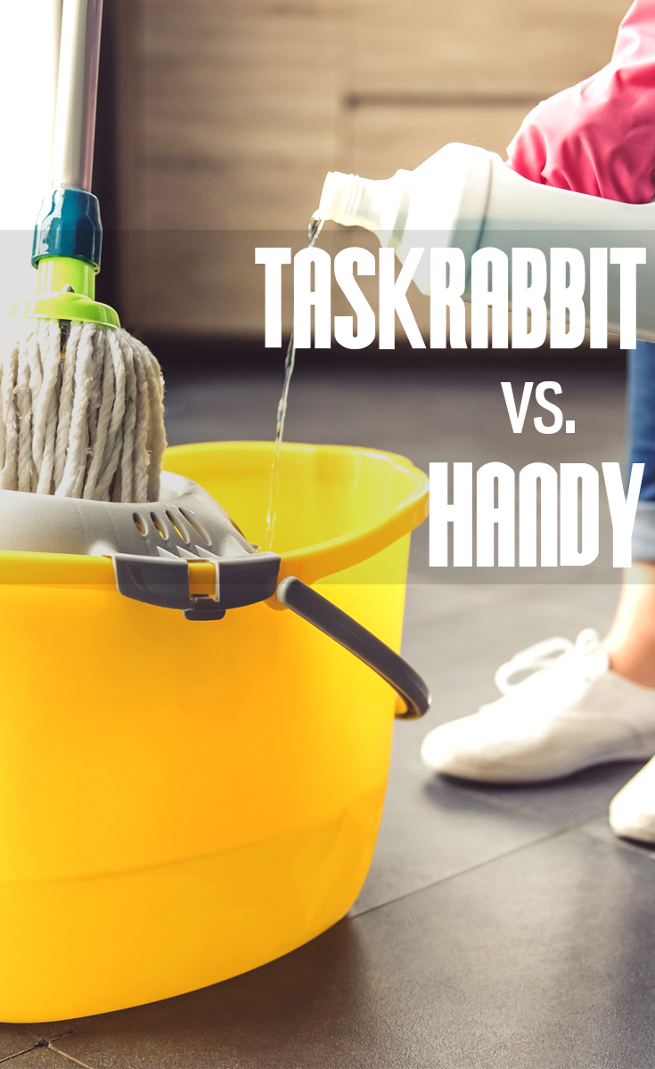 TaskRabbit vs  Handy - The Budget Diet