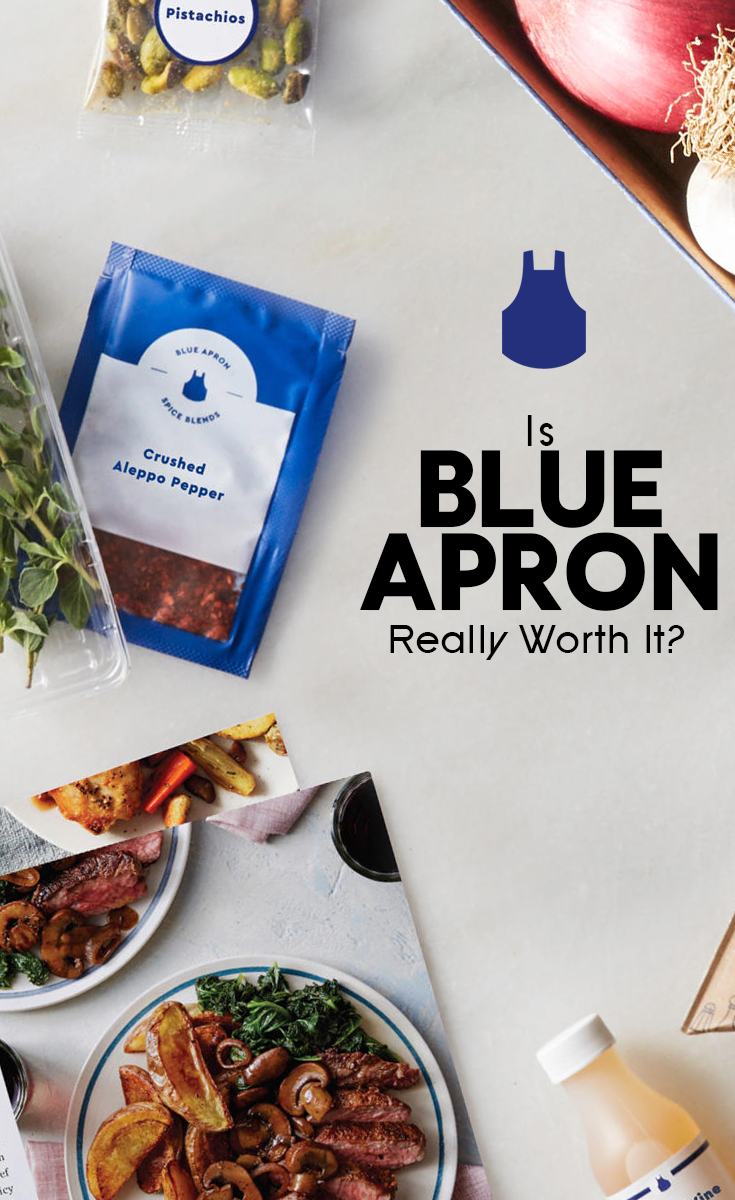 Is Blue Apron Really Worth It?